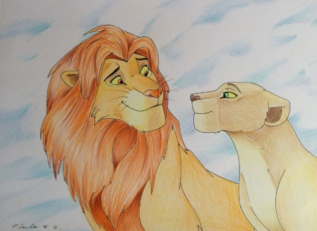 Lion King by TraceyLawler